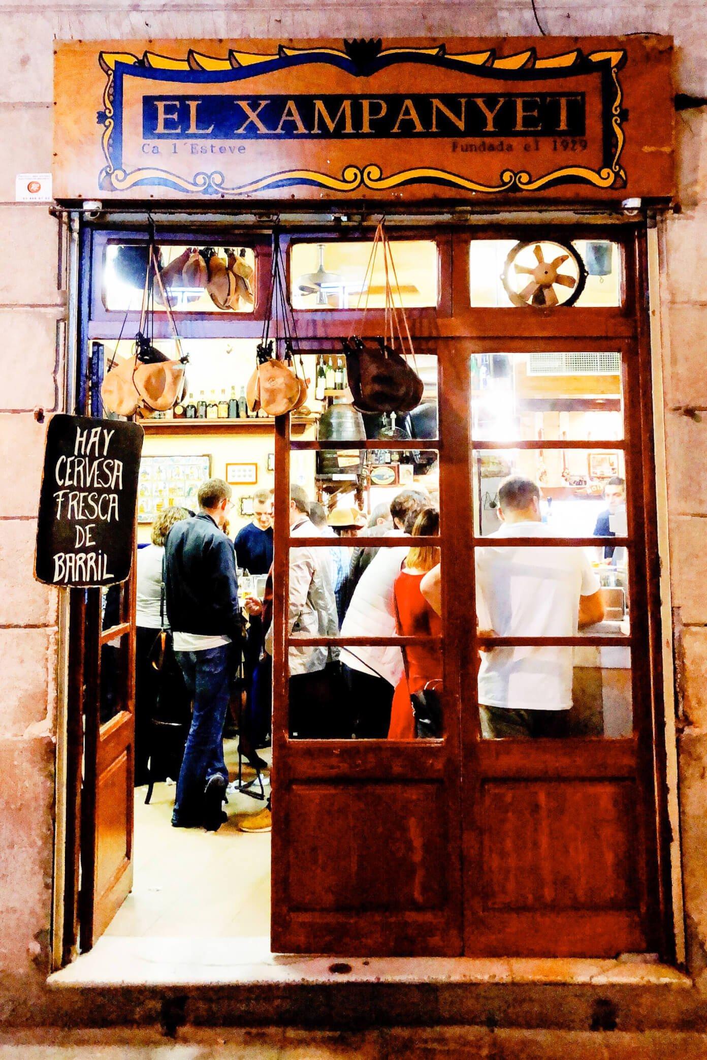 El Xampanyet | Barcelona, Spain