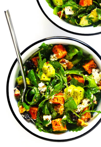 Feel-Good Fall Salad Recipe