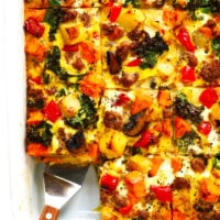 Cozy Autumn Breakfast Casserole Recipe