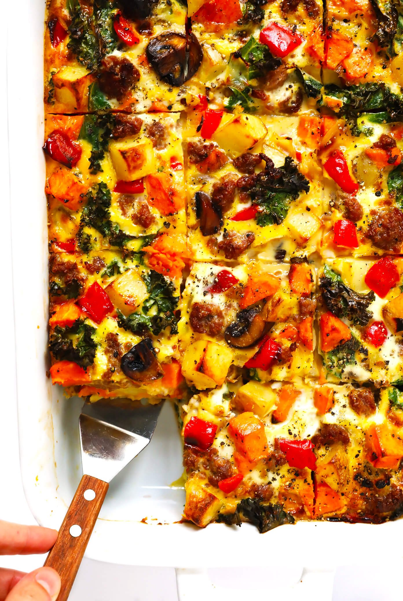 Cozy Autumn Breakfast Casserole Recipe