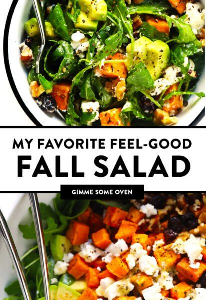 Feel-Good Fall Salad Recipe