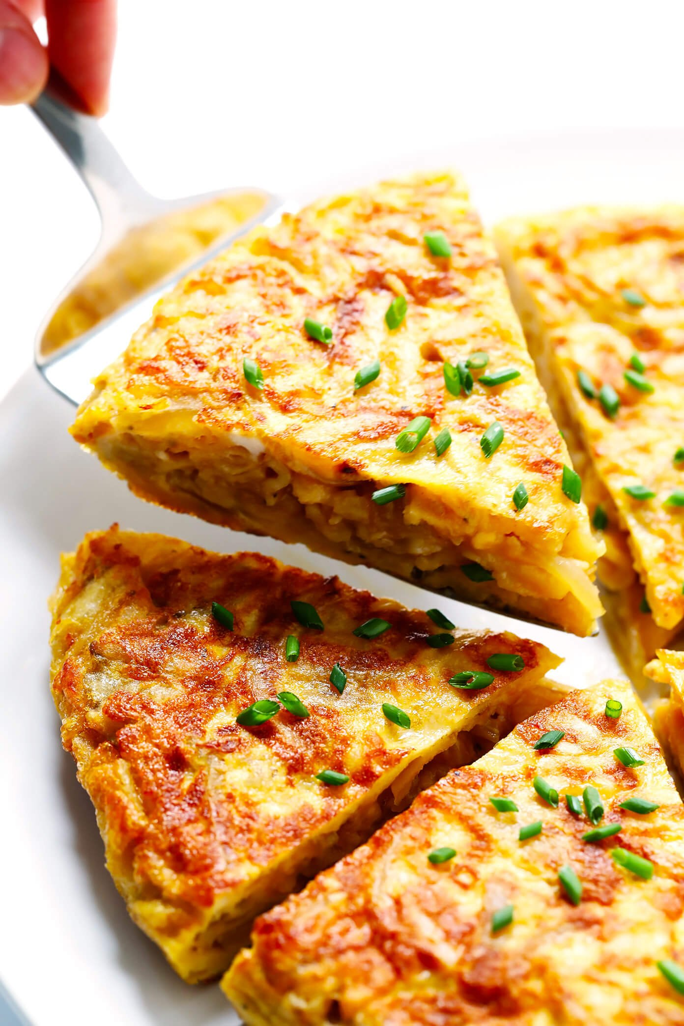 Shortcut Spanish Tortilla