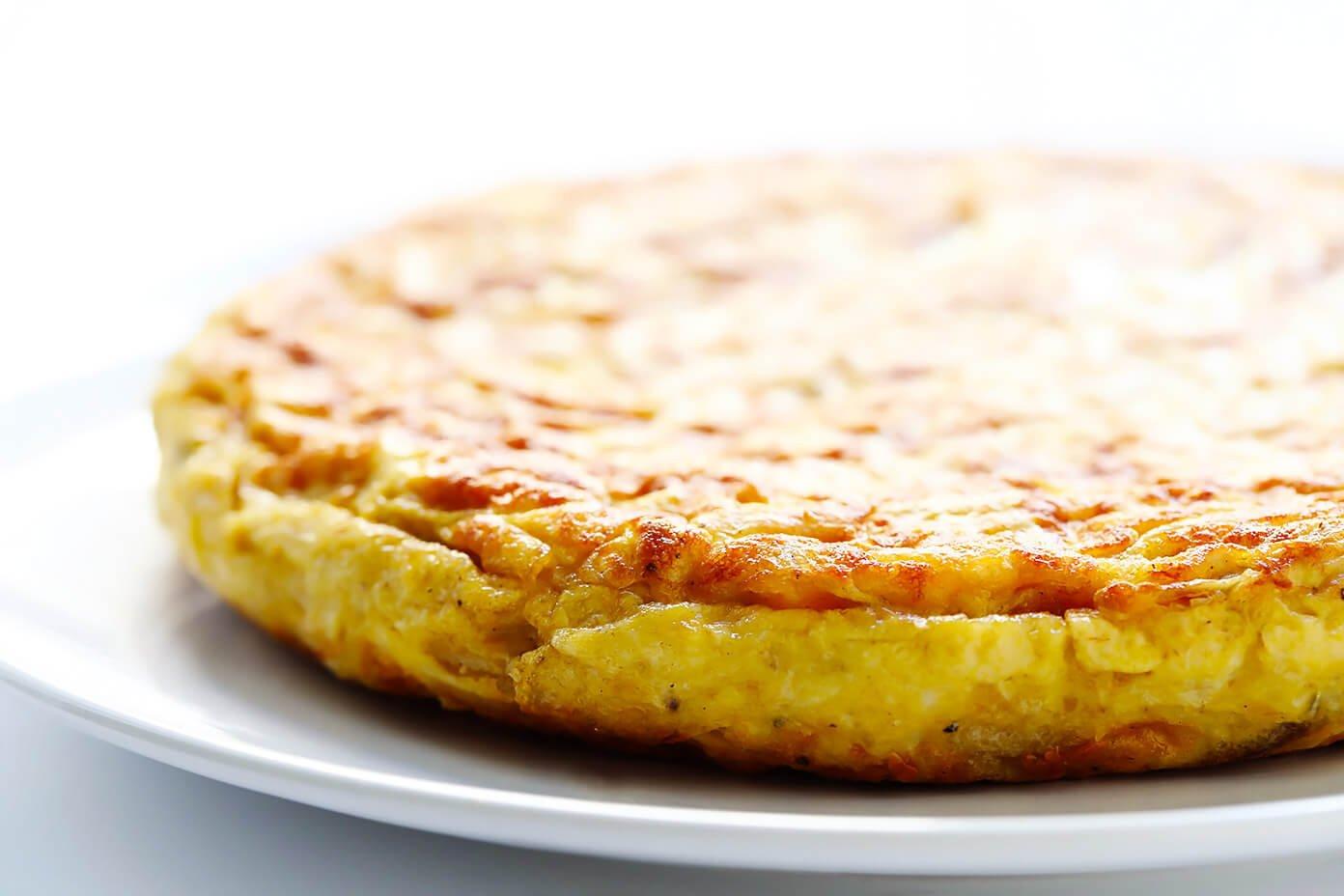 Spanish Omelette (Tortilla Española) Recipe
