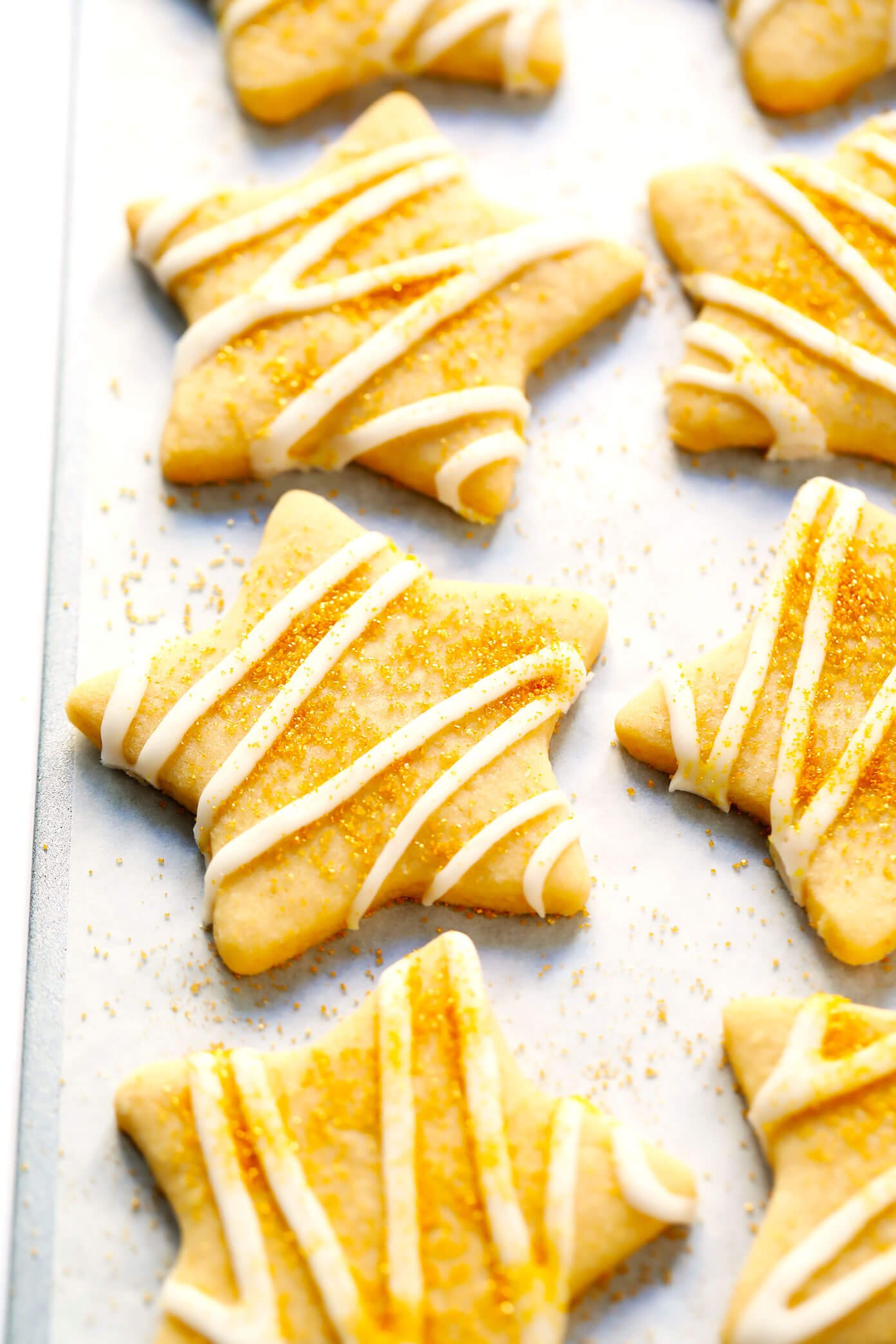 Brown Sugar Cookies | gimmesomeoven.com