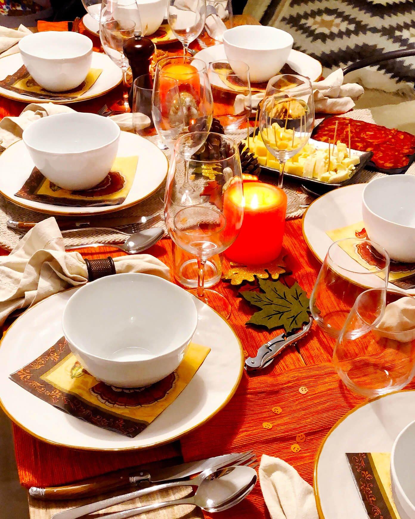 Thanksgiving in Barcelona