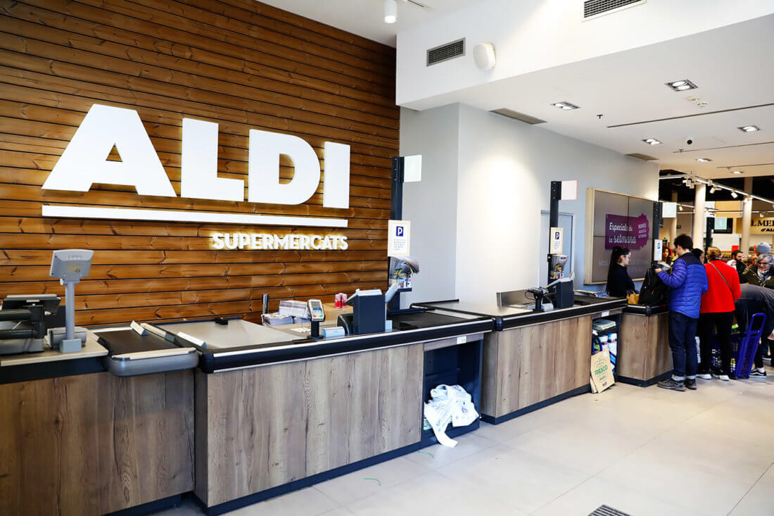 ALDI El Born Barcelona