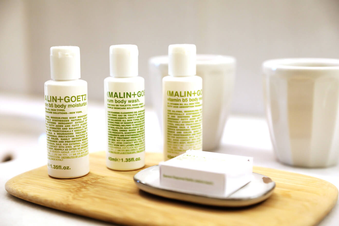 Alma Hotel Barcelona Toiletries
