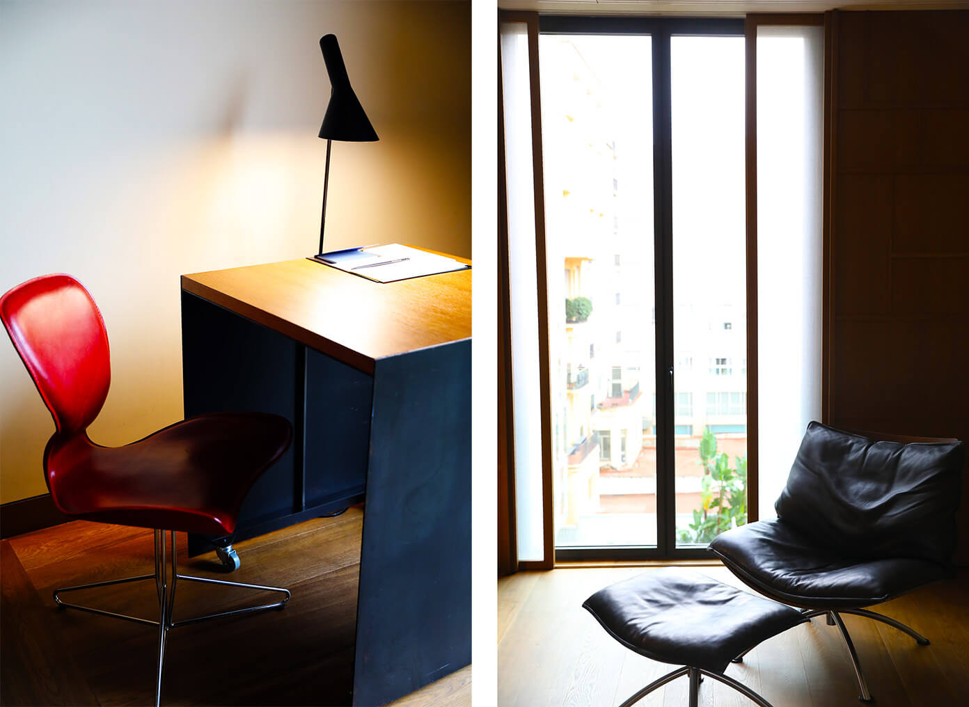 Alma Hotel Barcelona Rooms