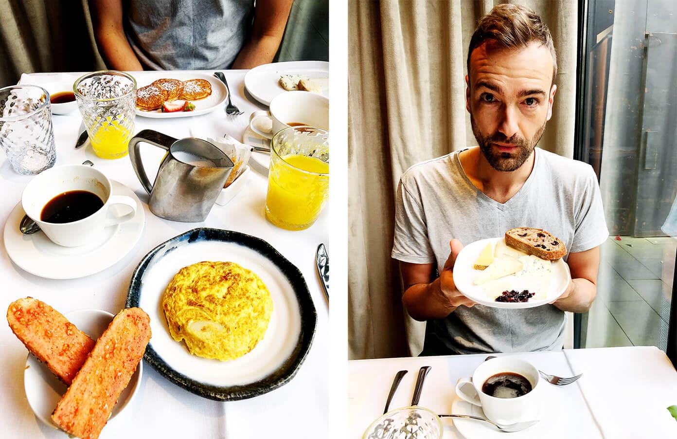 Alma Hotel Barcelona Spanish Breakfast