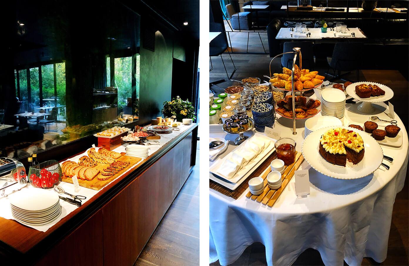 Alma Hotel Barcelona Breakfast