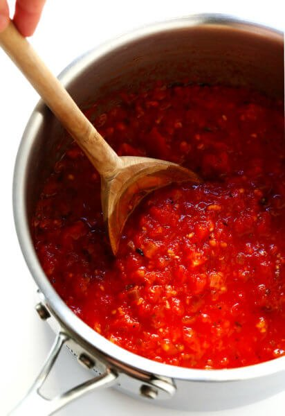 Spicy Arrabbiata Sauce Recipe