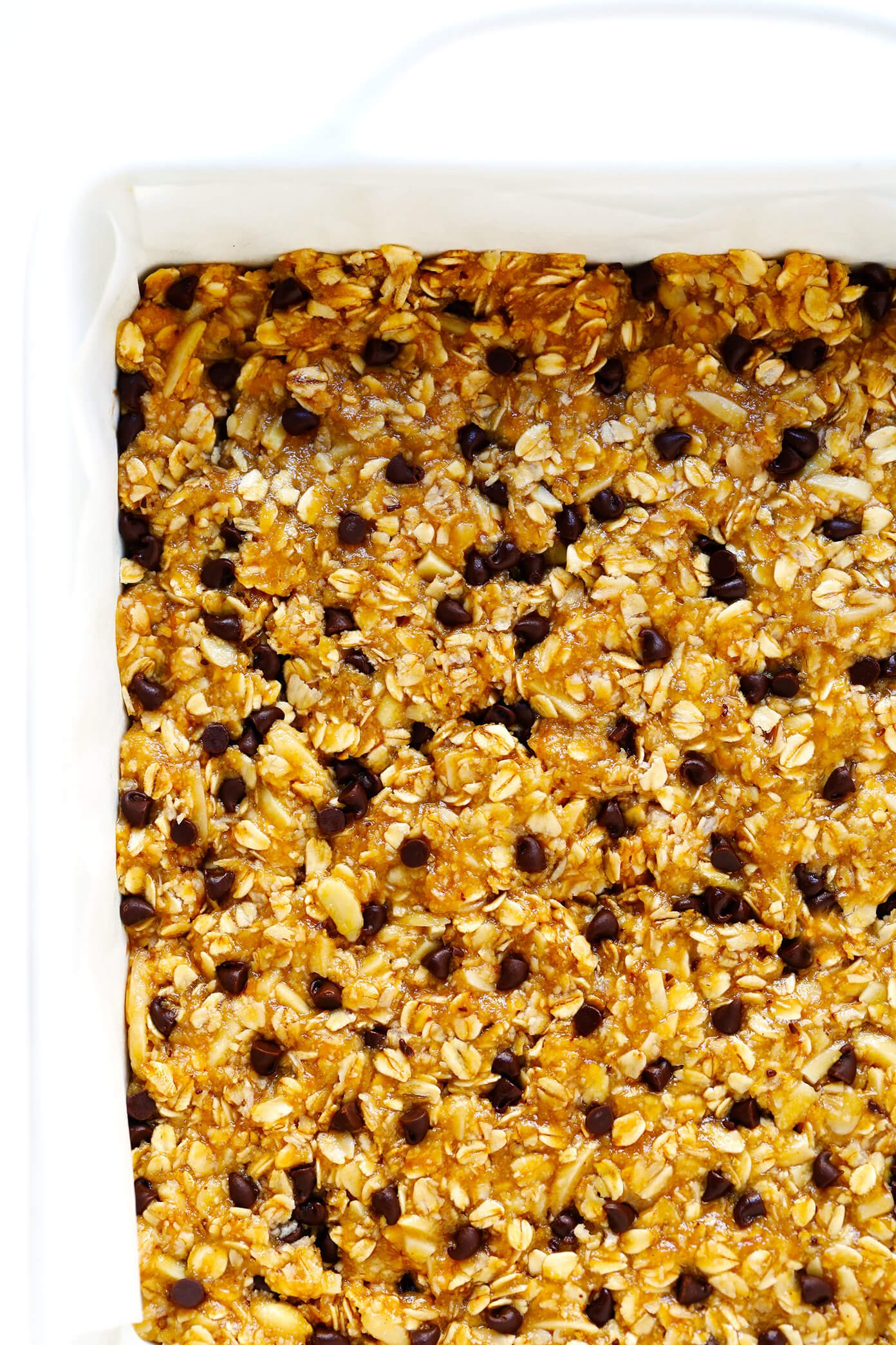 Chewy Peanut Butter Granola Bars | Gimme Some Oven