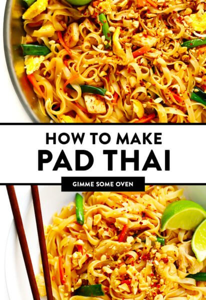 Best Pad Thai Recipe