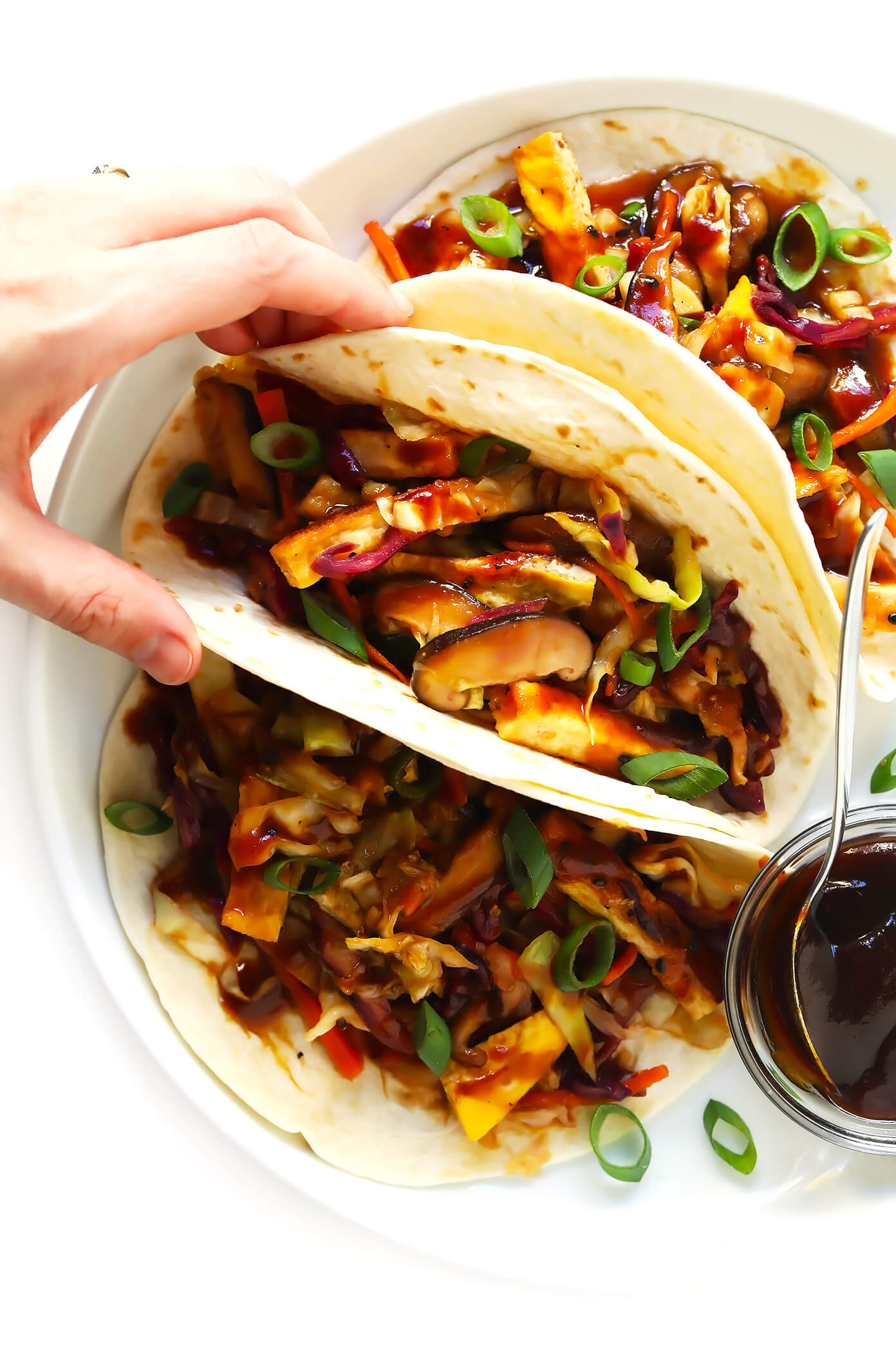 Vegetarian Moo Shu Recipe