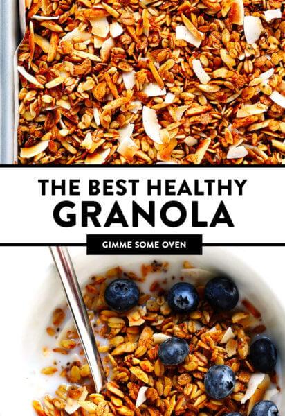 Best Healthy Granola Recipe