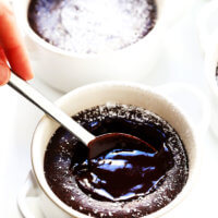 Dreamy Chocolate Lava Cakes