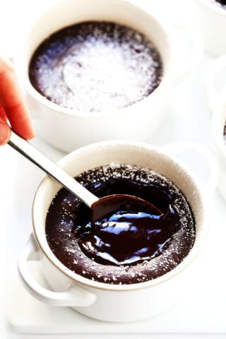 Dreamy Chocolate Lava Cakes