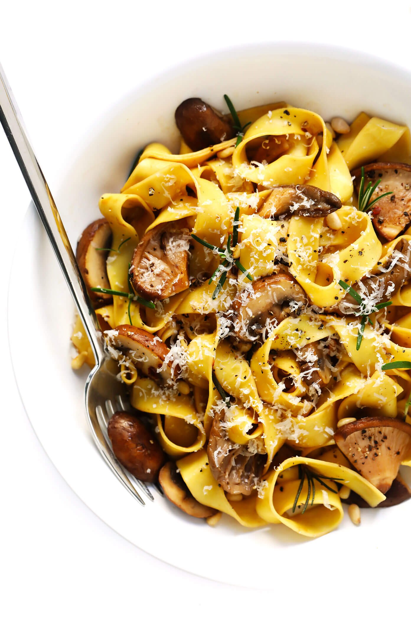 Mushroom Lovers Pasta Gimme Some Oven