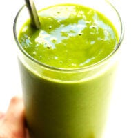 Spicy Mango Green Smoothie