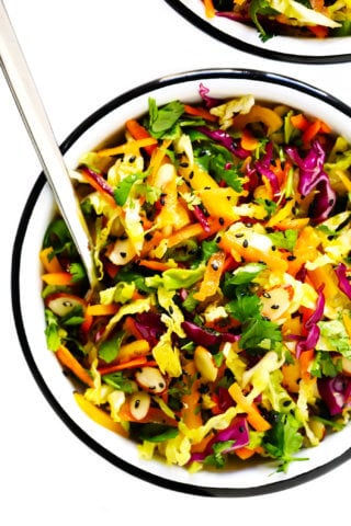 Everyday Sesame Asian Slaw