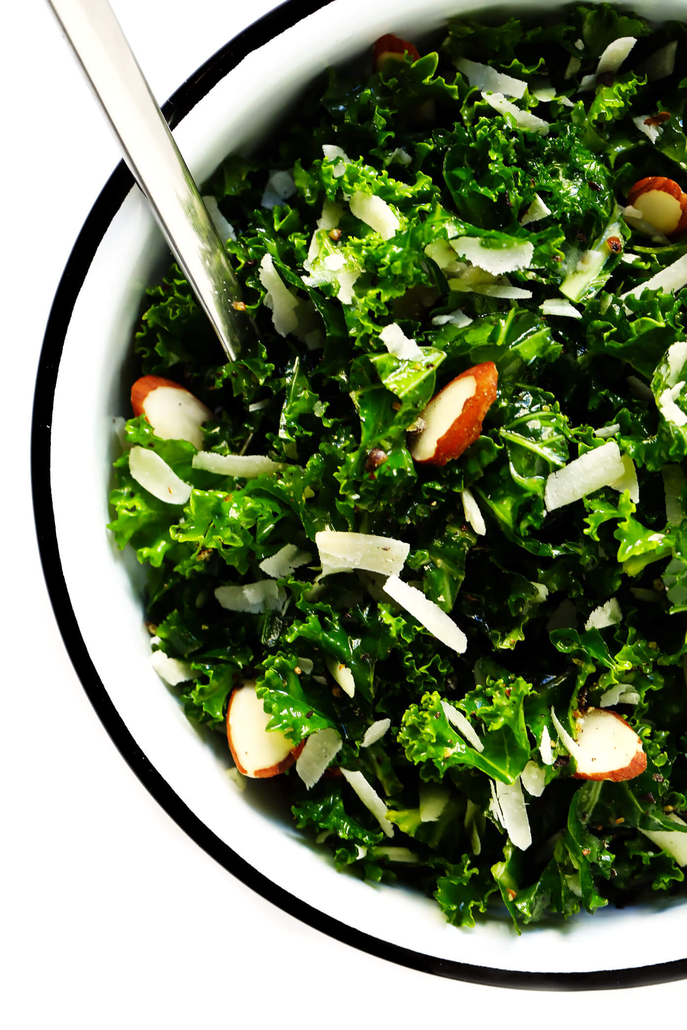 Everyday Kale Salad Recipe
