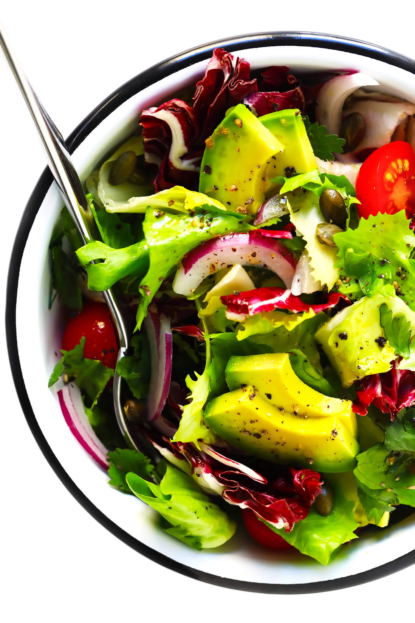 Everyday Mexican Side Salad Recipe