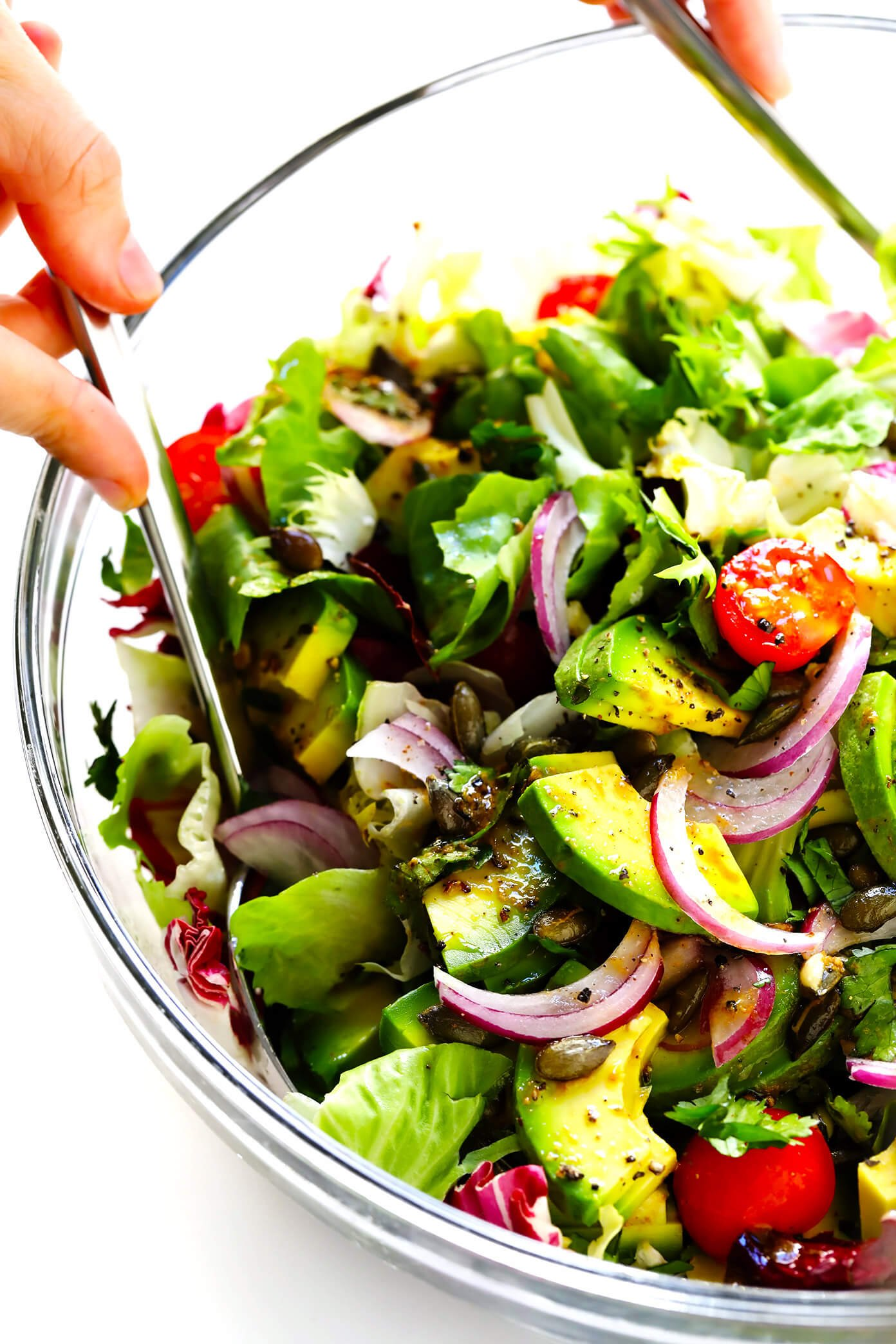 Mexican Side Salad Recipe