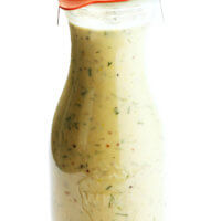Tahini Ranch Dressing