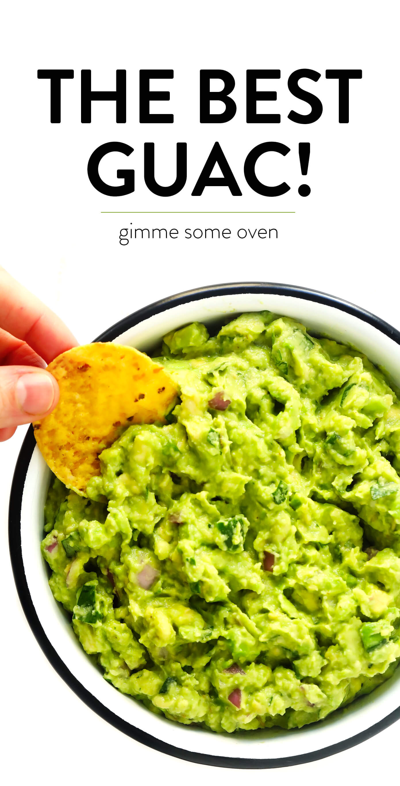 The Best Guacamole Recipe Gimme Some Oven