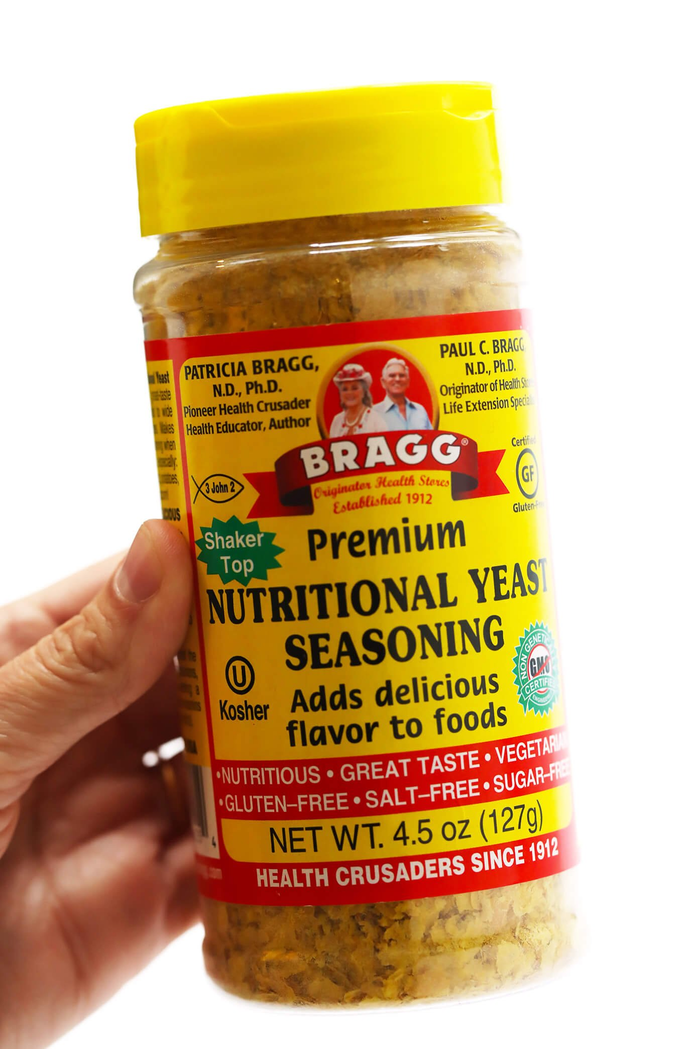 Bragg's Nutritional Yeast Seasoning