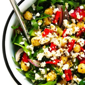 Everyday Mediterranean Salad