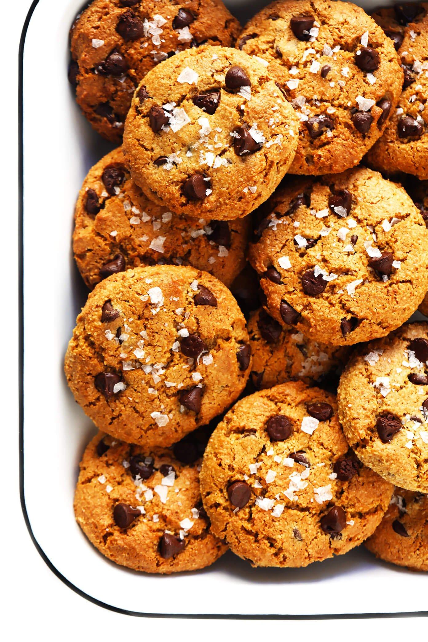 Chocolate chip cookie - Wikipedia