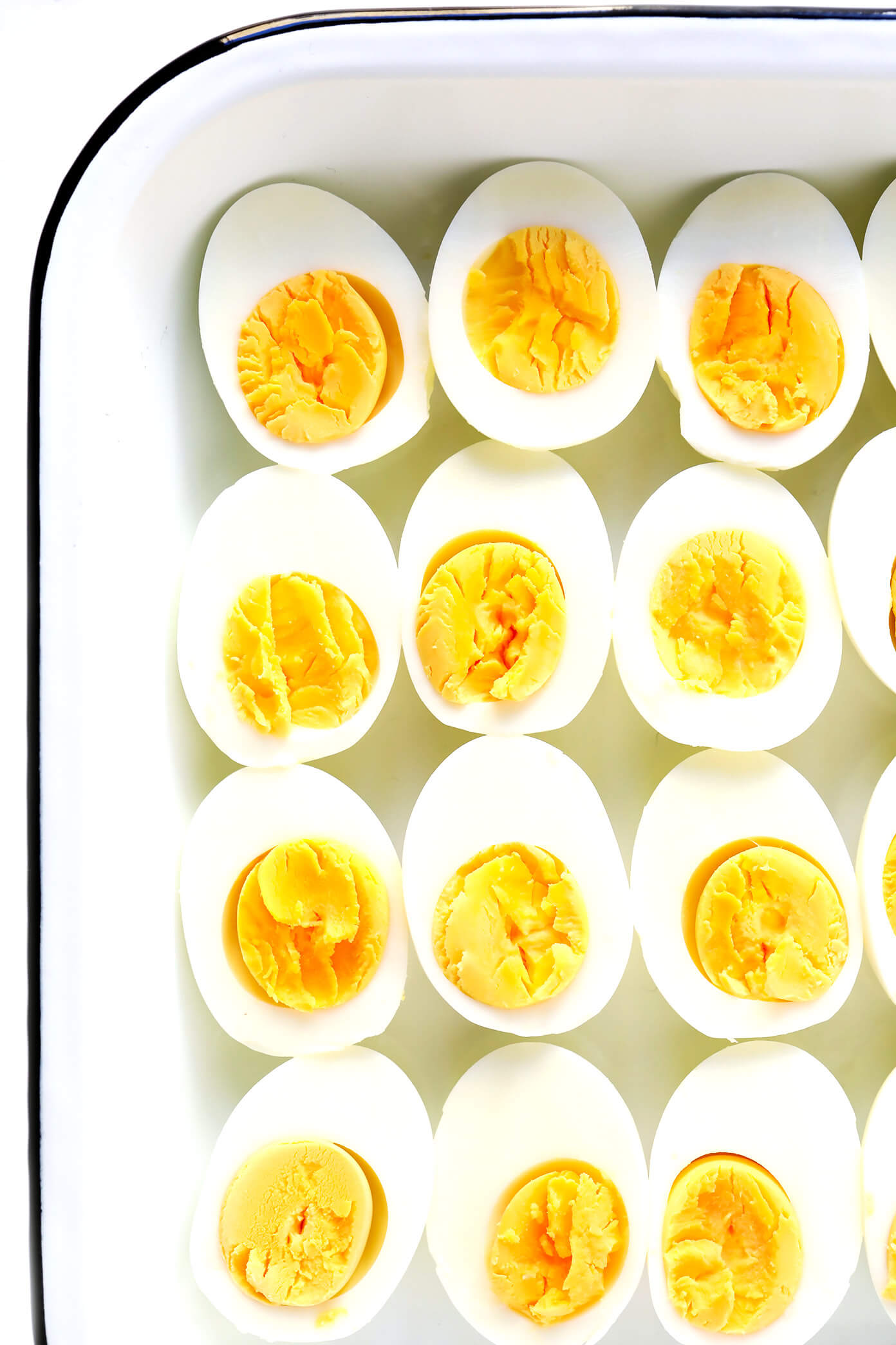 Instant Pot Hard Boiled Eggs Recipe