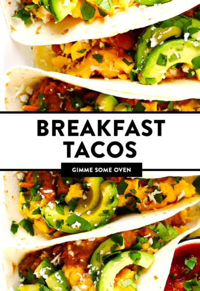 Breakfast Tacos Recipe