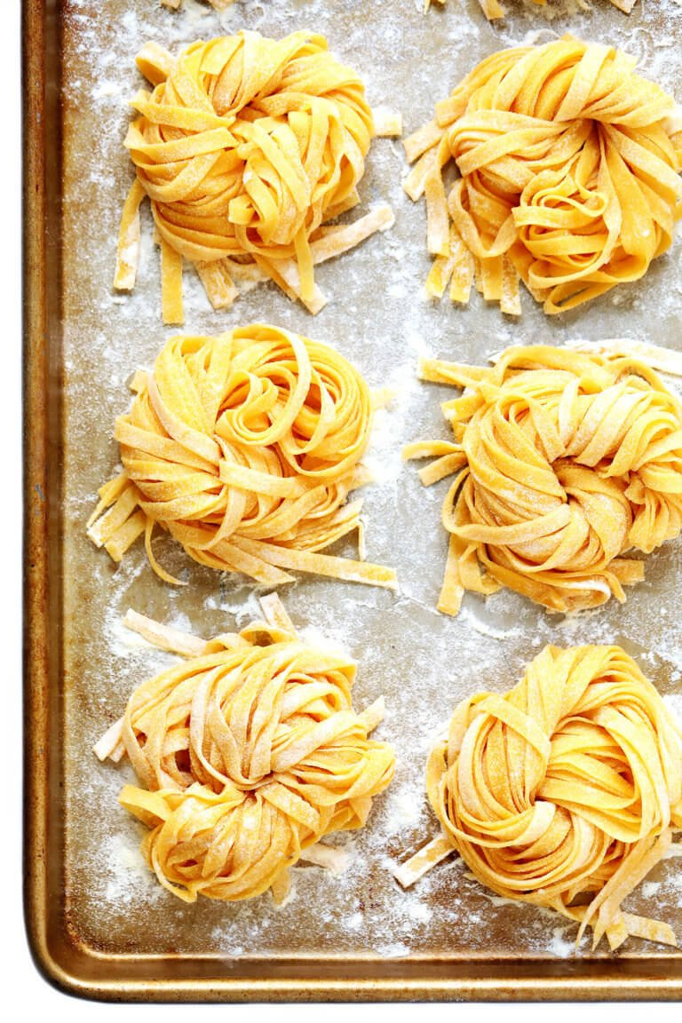 Homemade Pasta Gimme Some Oven