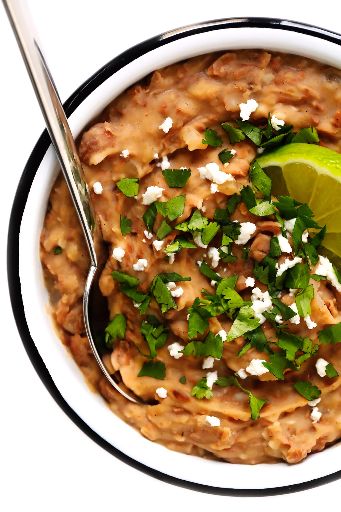 The Best Refried Beans Gimme Some Oven