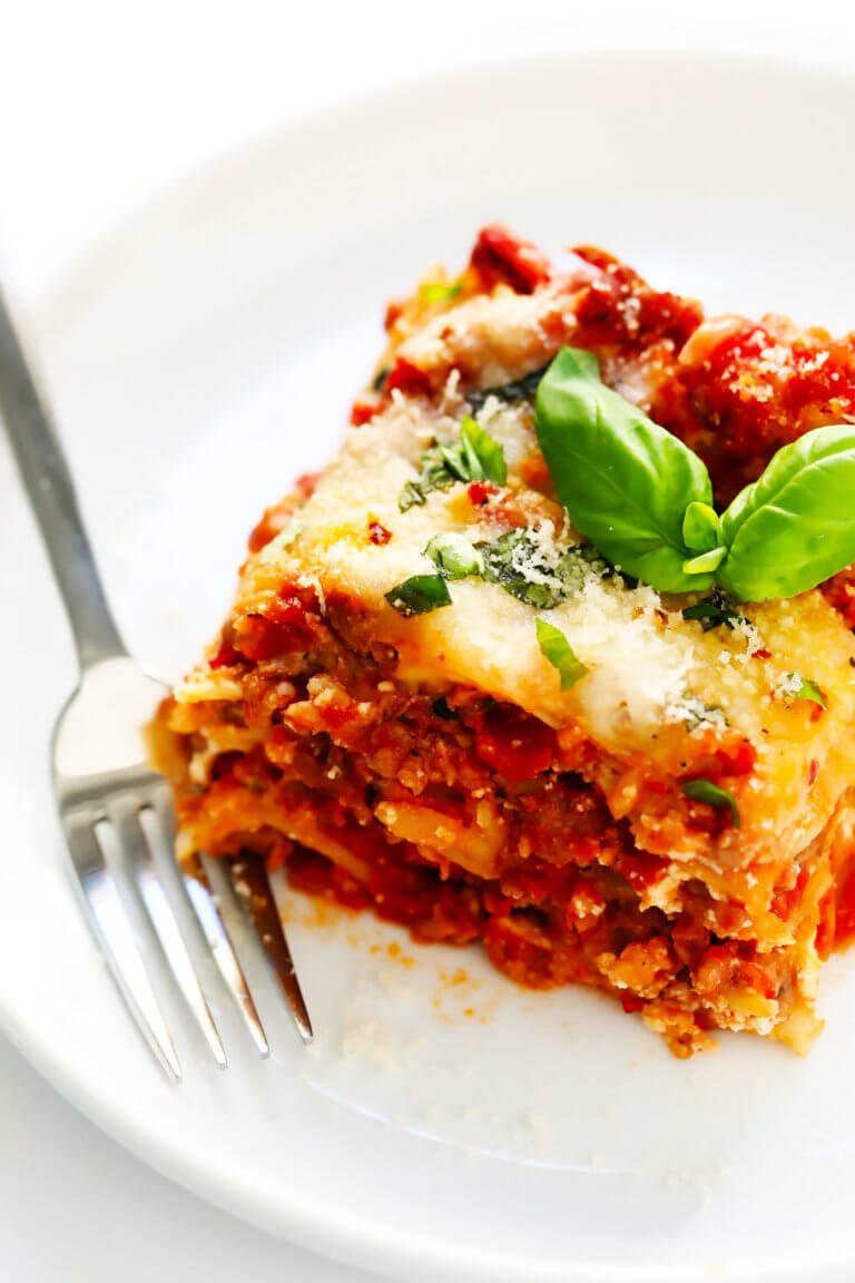 The Best Lasagna Gimme Some Oven