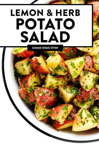 French Potato Salad Recipe