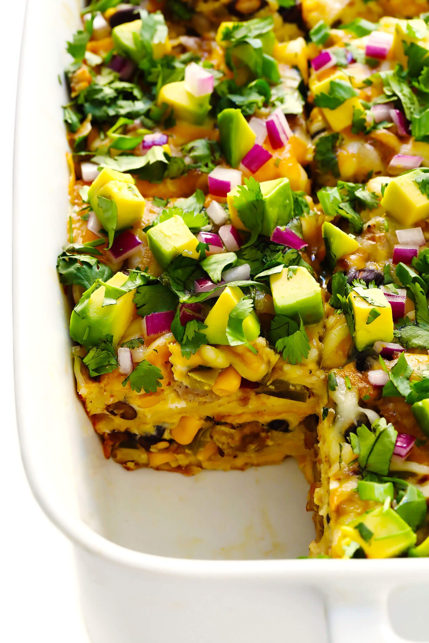 Amazing Mexican Breakfast Casserole Gimme Some Oven