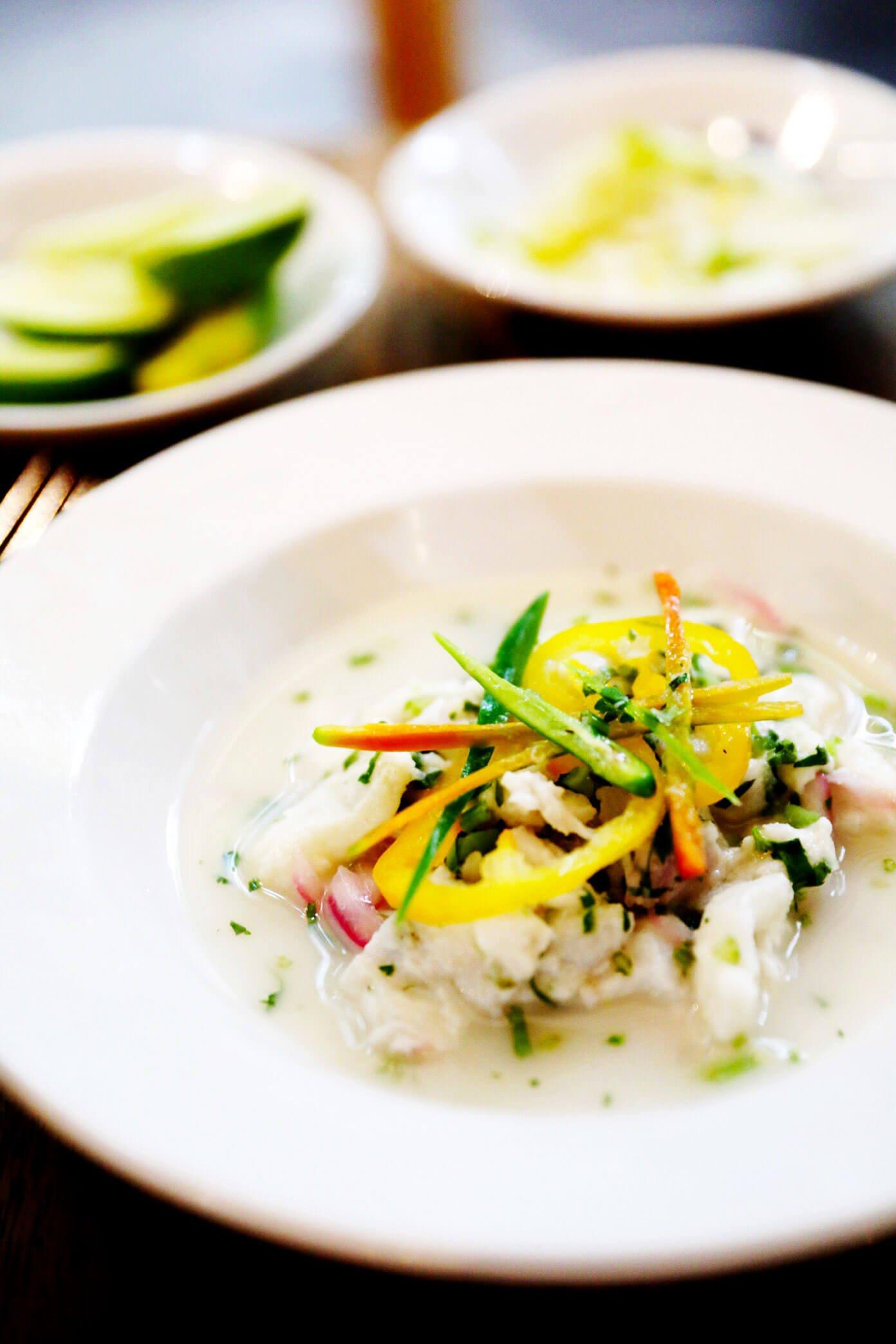 Contramar Fish Ceviche   CDMX Mexico City