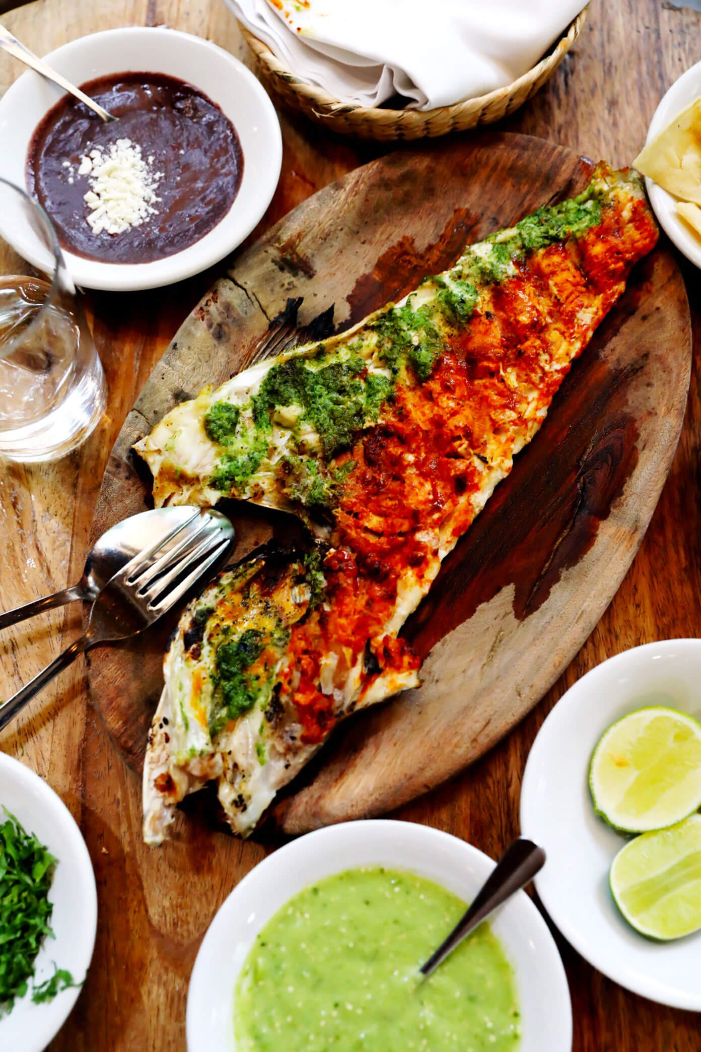 Pescado Contramar | Ali's Guide To Mexico City