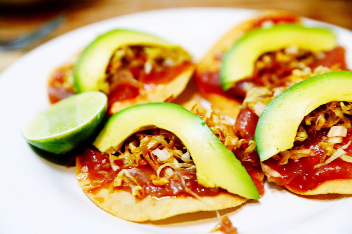 Tuna Tostadas at Contramar | Ali's Guide To Mexico City