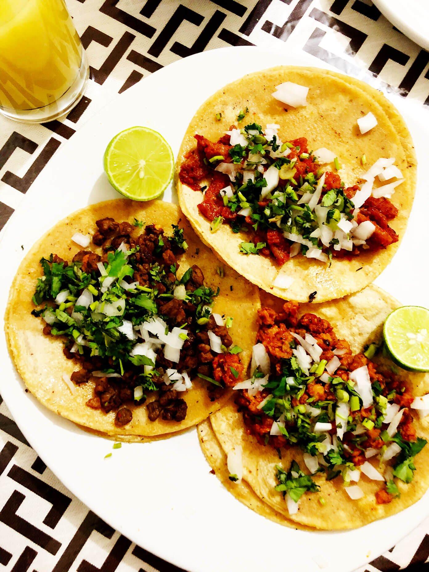 Vegan Tacos   Ali's Guide To Mexico City