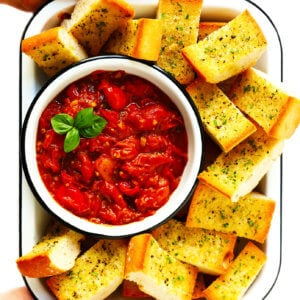 5-Ingredient Burst Tomato Spread