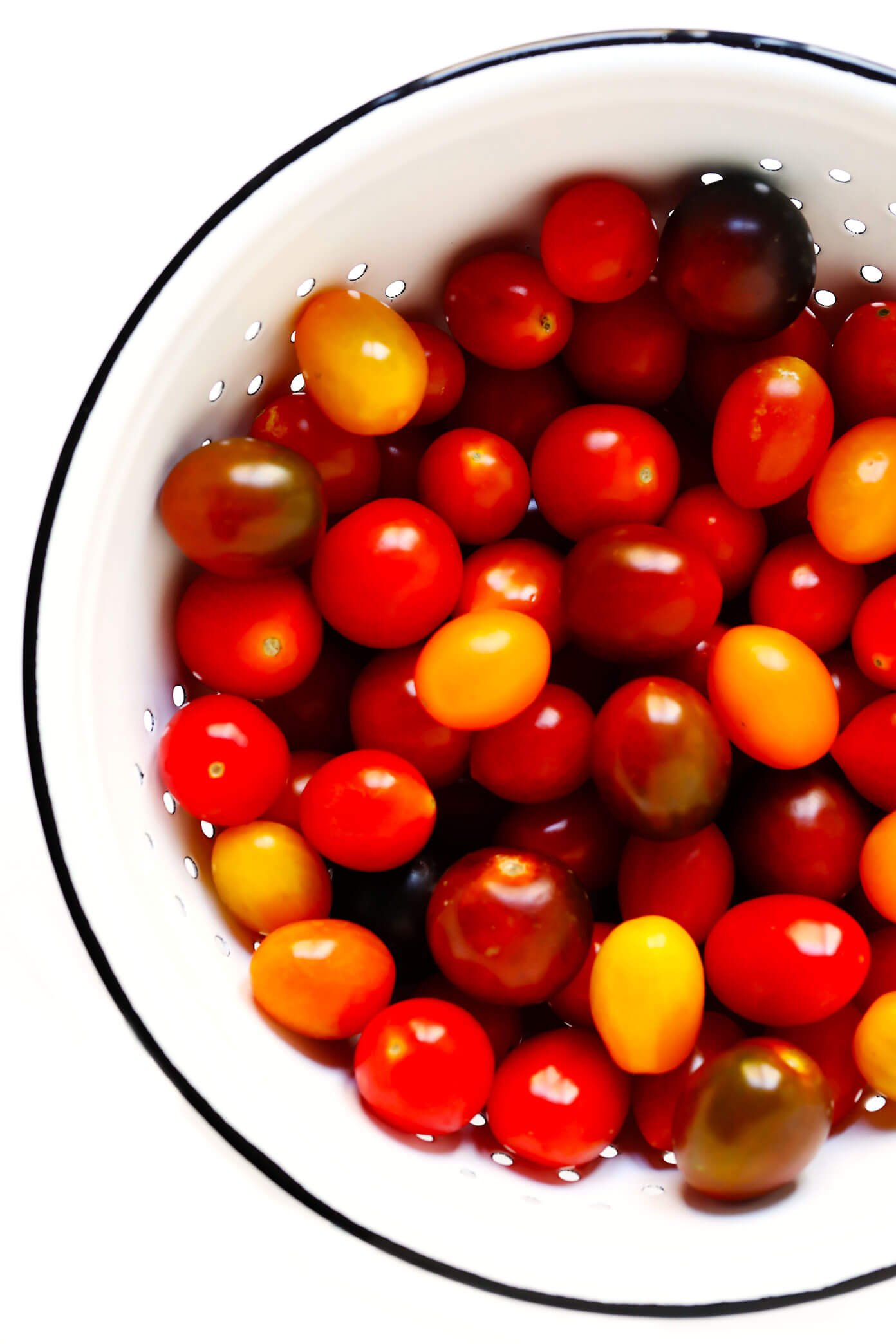 Cherry Tomatoes for Burst Tomato Spread