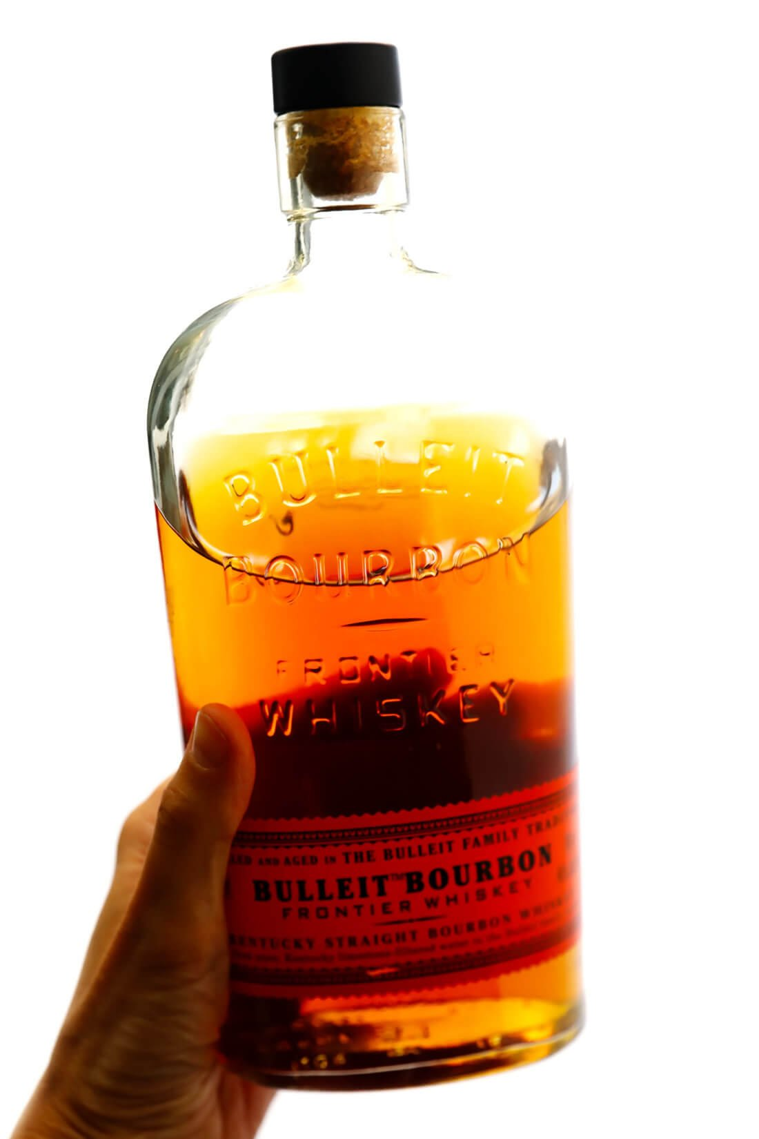 Bulleit for Bourbon Caramel Sauce Recipe