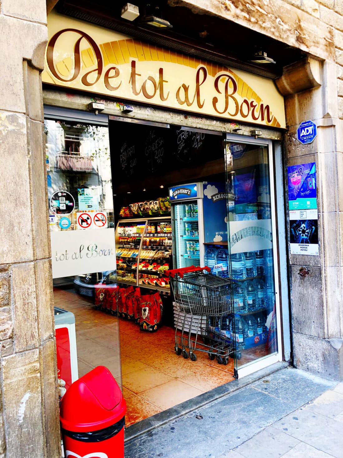 De Tot Al Born Barcelona