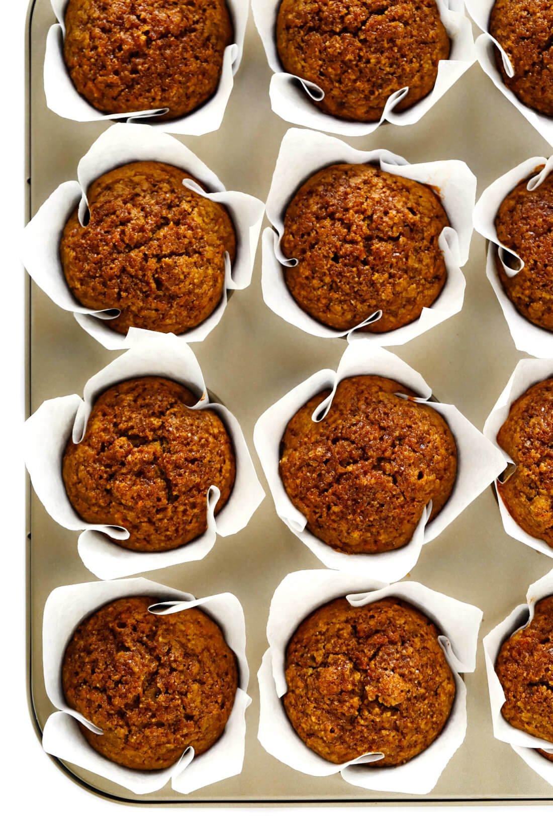 Healthy Butternut Squash Muffins