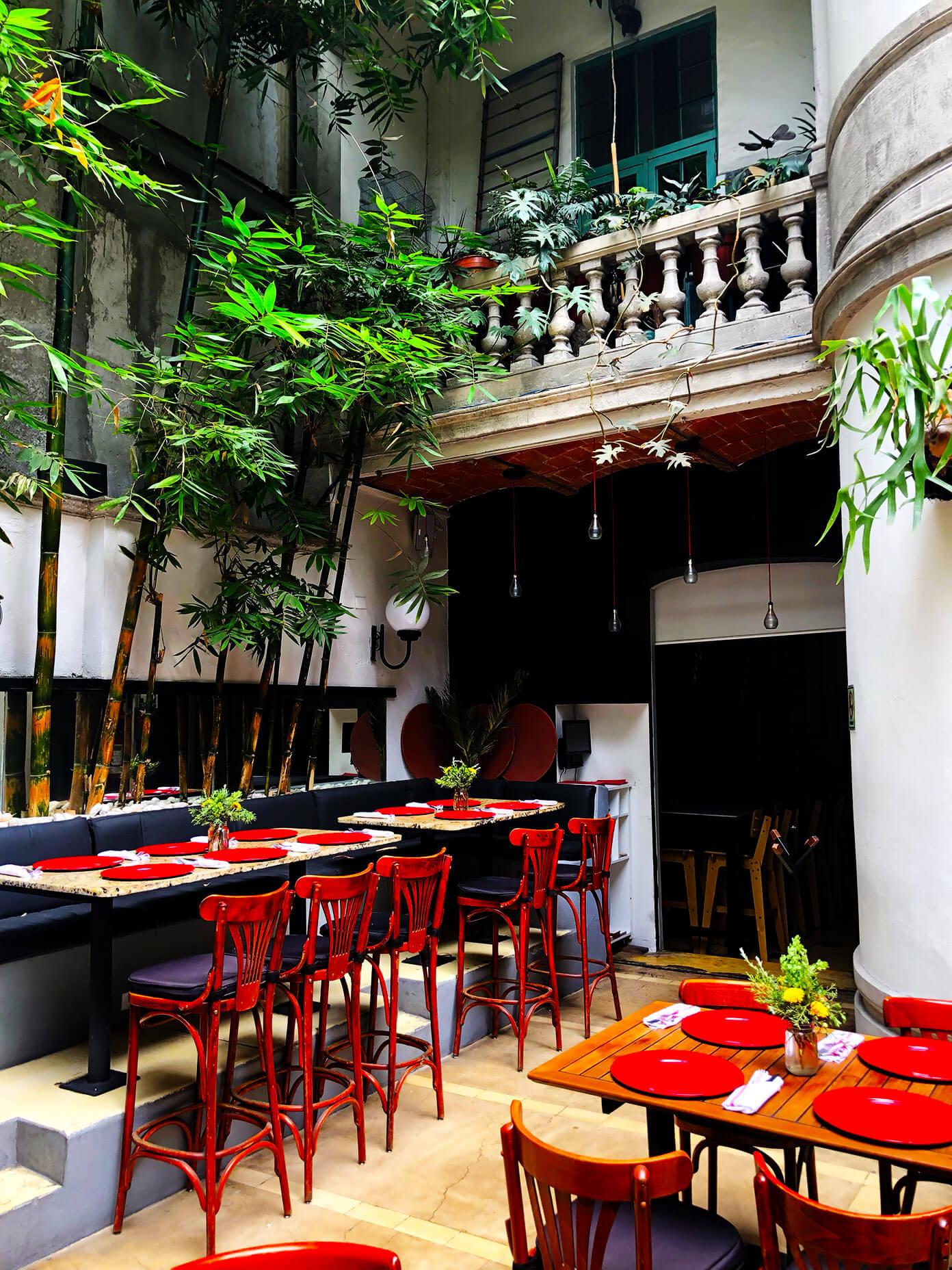 Mexico City Restaurants