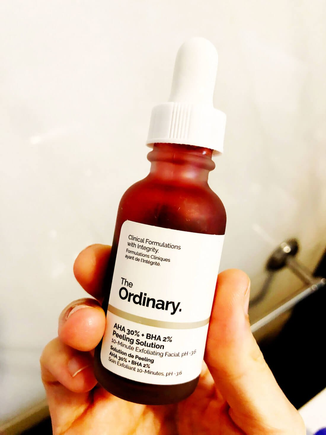 The Ordinary AHA 30% Mask